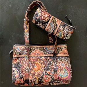 Vera Bradley Bags - VERA BRADLEY Shoulder bag, earth tone print